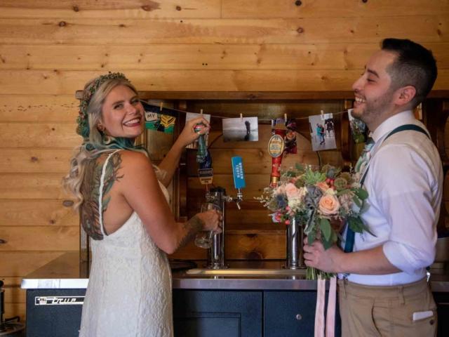 Alaska Wedding Photos